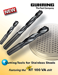 Cutting Tools for Stainless Steel