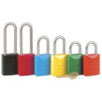 5 PIN  RED SAFETY LOCKOUTPAD